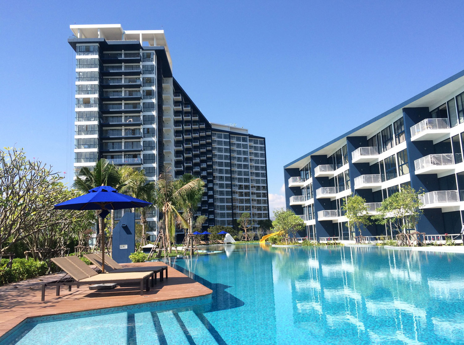 Condo Thewtalay BlueSapphire ChaAm-HuaHin-Facility